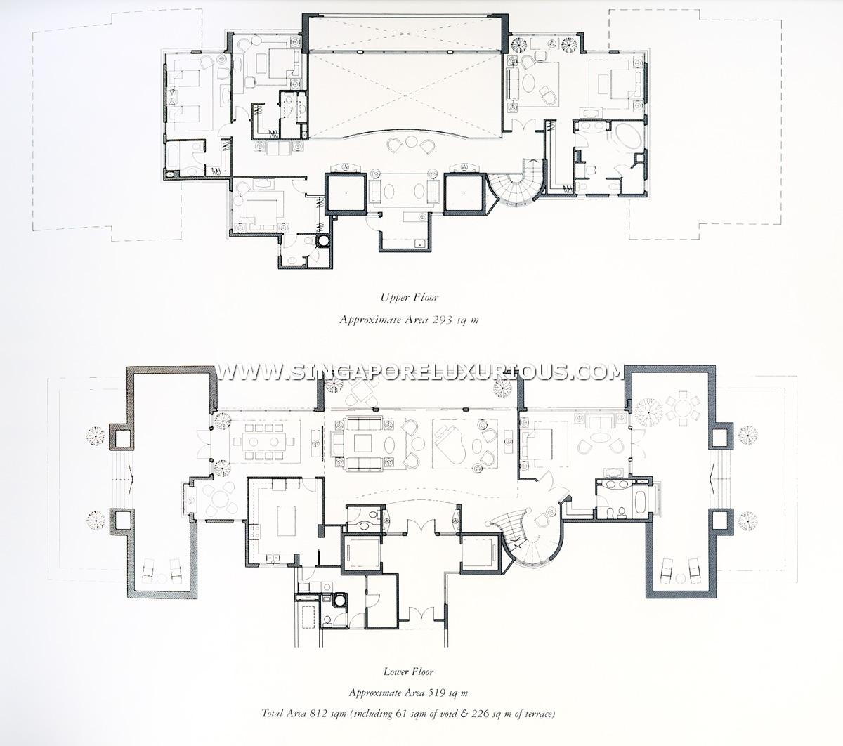Ardmore Park Floor Plan | Meze Blog
