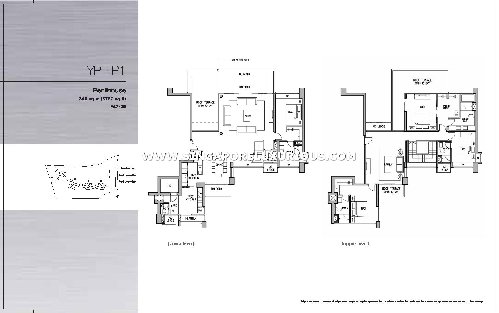 Sky Eleven Site Amp Floor Plan Singapore Luxurious Property