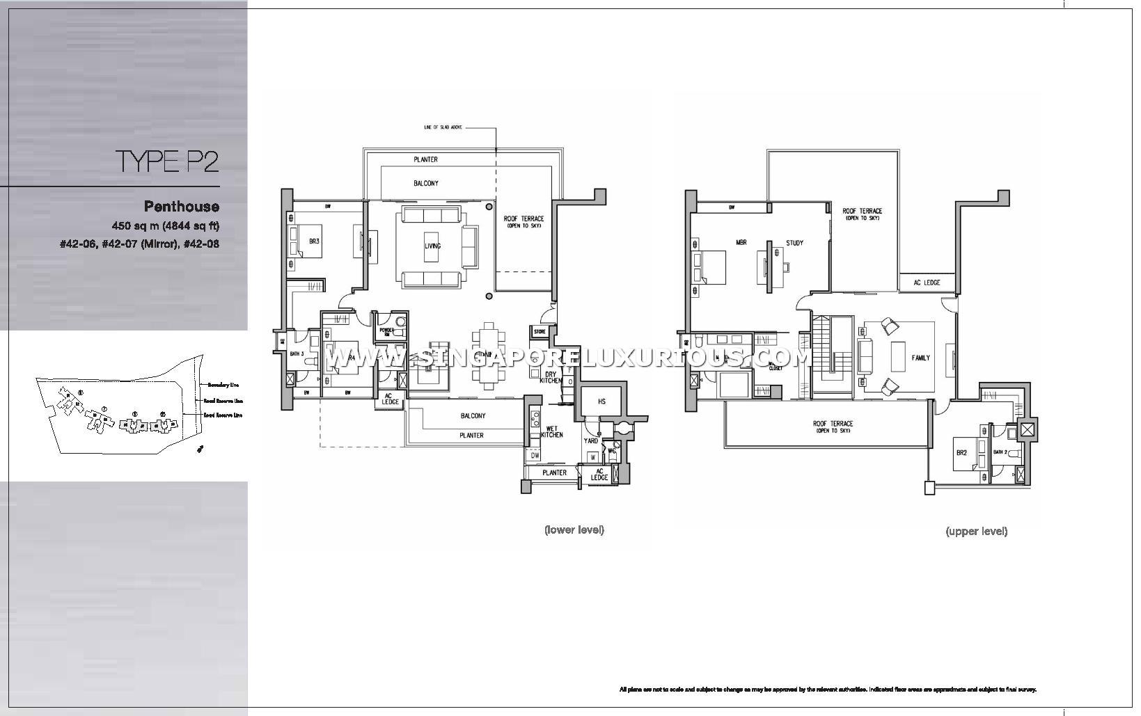 Sky @Eleven Site & Floor Plan