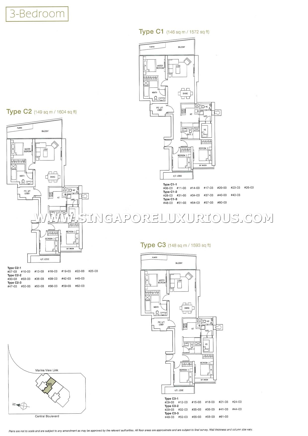 Marina Bay Suites Site Amp Floor Plan Singapore Luxurious