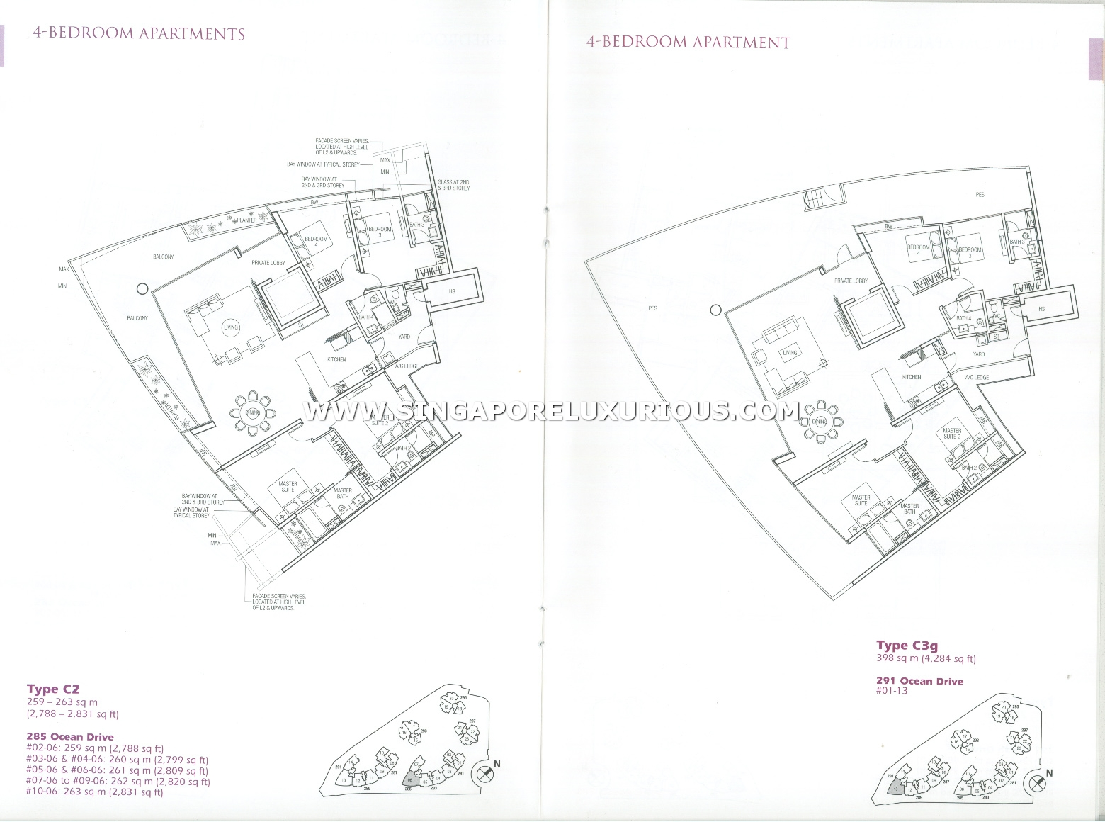 the oceanfront sentosa cove site floor plan singapore luxurious Merlion Sentosa Singapore share this
