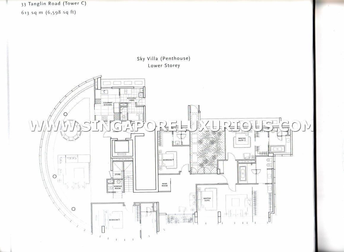 St Regis Residences Site Amp Floor Plan Singapore