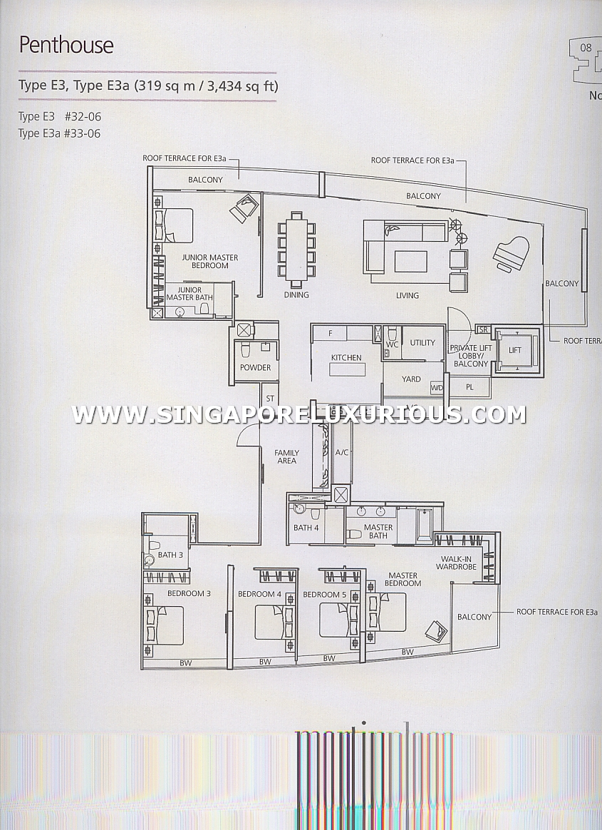 Martin Place Residences Site Amp Floor Plan Singapore