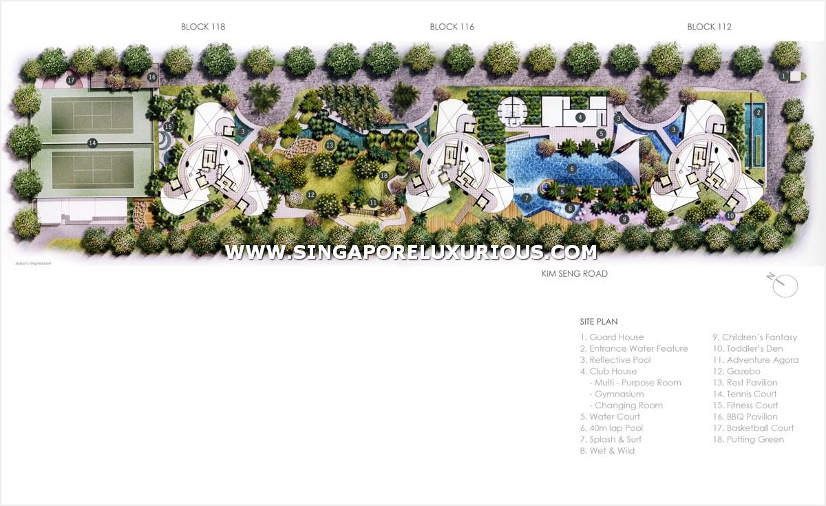 St Regis Residences Singapore Floor Plan St Regis