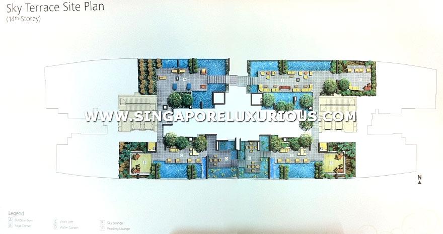 Martin Place Residences Site Amp Floor Plan Singapore