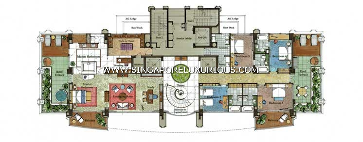Parkview Eclat Site Amp Floor Plan Singapore Luxurious