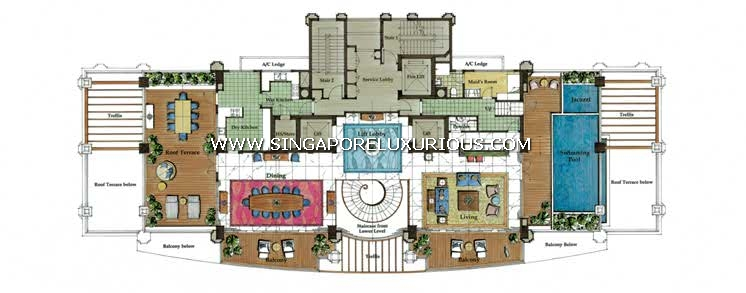 Parkview Eclat Site Amp Floor Plan Singapore Luxurious