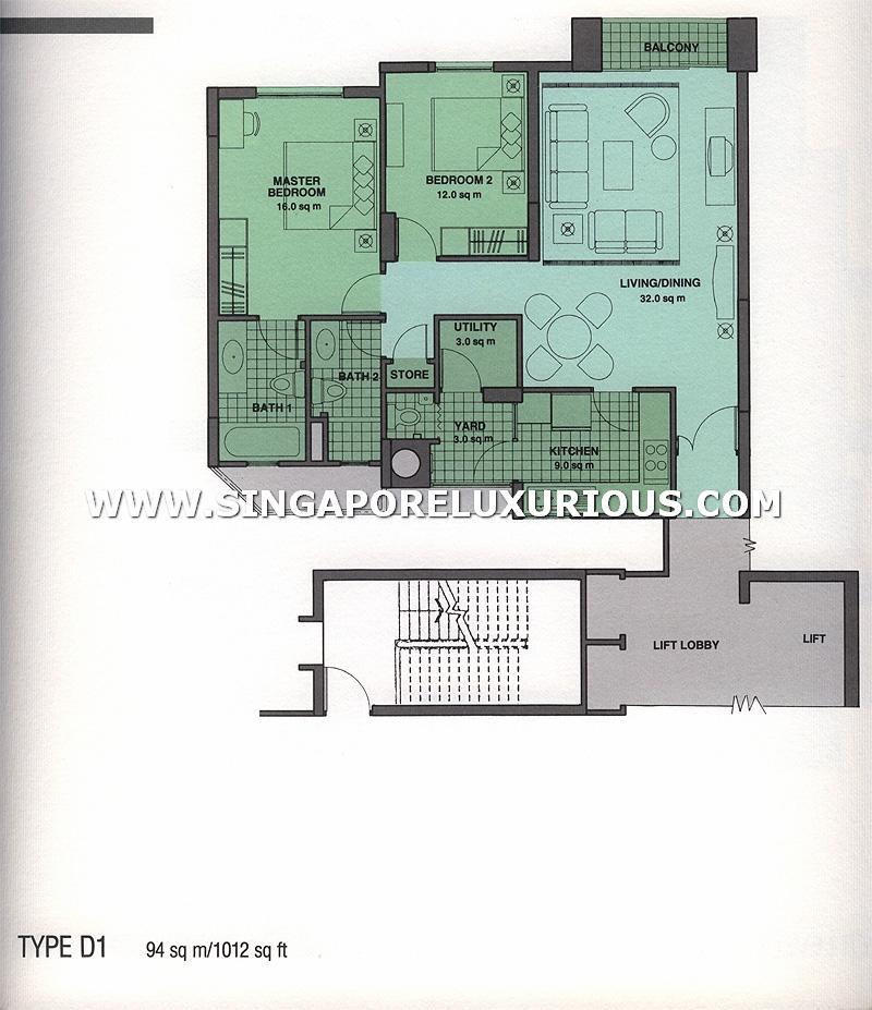 Spring Grove Site Amp Floor Plan Singapore Luxurious Property